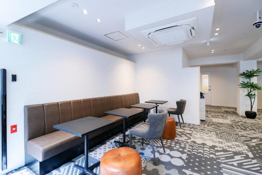 THE HUB 有楽町 EAST(ザハブ有楽町イースト) | コワーキングスペース・レンタルオフィスならHub Spaces(ハブスペ)